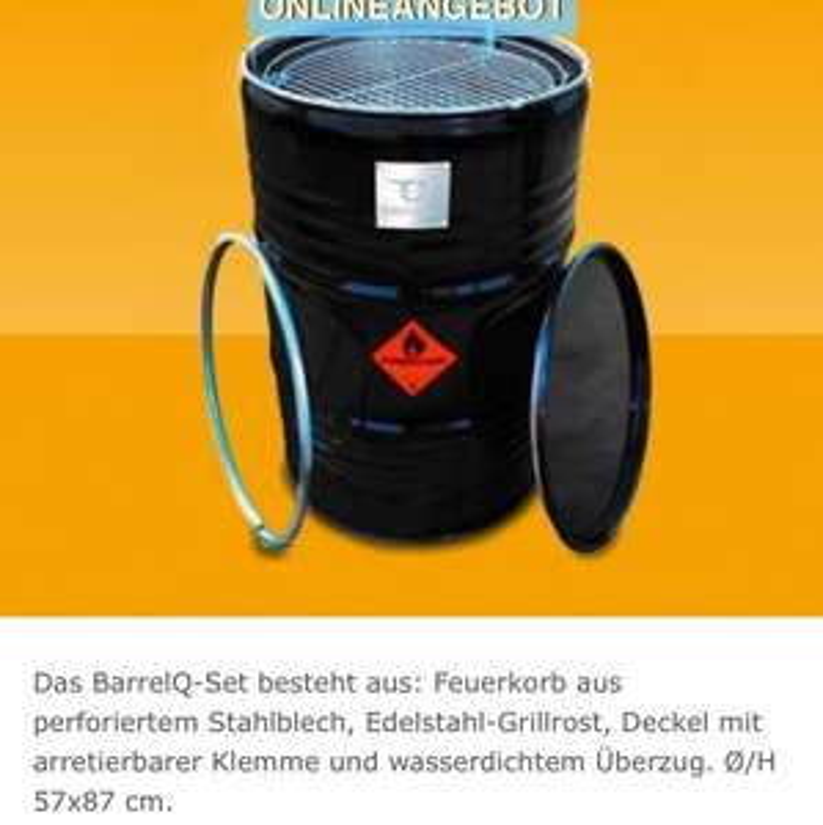 (Lokal - Segmüller) BarrelQ Big