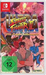 [Amazon] Ultra Street Fighter II: The Final Challengers - Nintendo Switch
