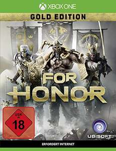 [Amazon] For Honor Gold Edition - Xbox One