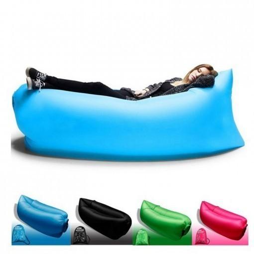 """""""Strand-Sofa"""" Air Couch Selbst aufblasbarer Sitzsack wasserdicht"""