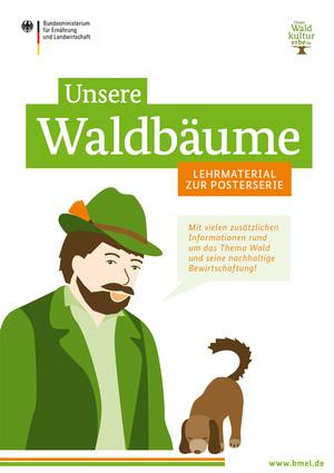"""Buch """"Unsere Waldbäume"""" vom BMEL gratis bestellen!"""