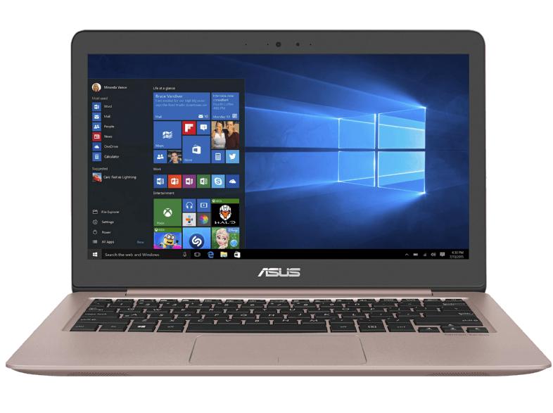 Asus Zenbook UX310UQ (13,3'' FHD IPS matt, i5-7200U, 8GB RAM, 256GB SSD + 1TB HDD, Geforce 940MX, Wlan ac, USB Typ-C, 1,45kg Gewicht, bel. Tastatur, ~8,5h Akkulaufzeit, Win 10) für 699€ [Ebay Plus] bzw. 799€ [Mediamarkt]