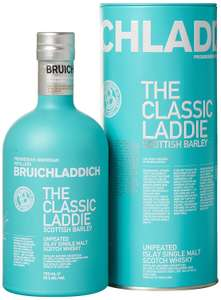[Real] Bruichladdich The Classic Laddie Single Malt Scotch Whisky für 35€, Jura Superstition für 30€