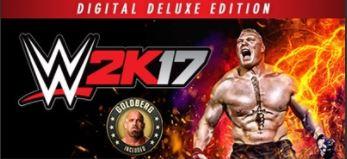WWE 2K17 Digital Deluxe PC Steam [Bundlestars]