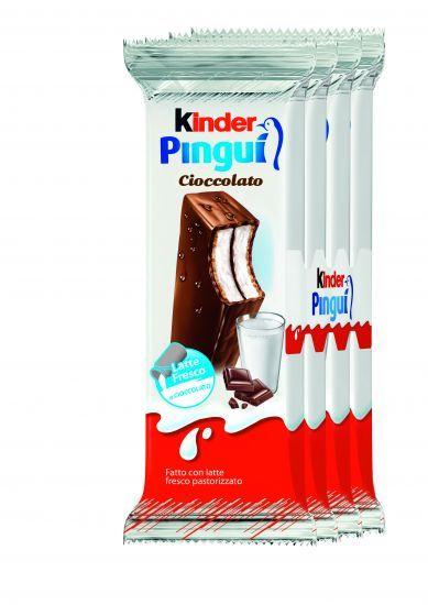 [Lidl Lokal?] 4er Kinder Pingui / 5er Milchschnitte