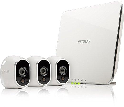 [Amazon.fr] Arlo NETGEAR VMS3330-100EUS - 29% unter Idealo