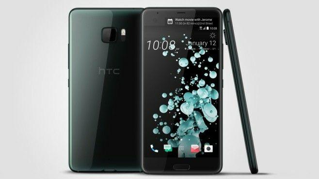 HTC U Ultra Dual-Sim 64GB schwarz