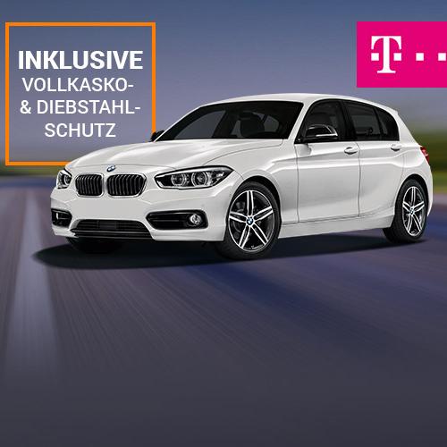 SIXT für Telekom Kunden - 8 Tage Fahrzeug mieten & nur 4 Tage bezahlen