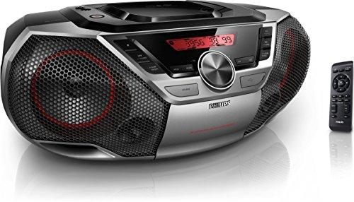 [Amazon] Philips AZ700T/12 CD-Soundmachine (Bluetooth, NFC, USB Direct, 12 Watt) schwarz