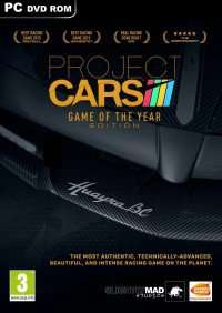 Project Cars GOTY (Steam) für 12,64€ [CDKeys]