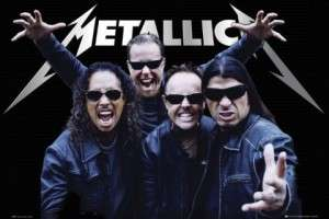 29 Metallica Alben Gratis zum Download
