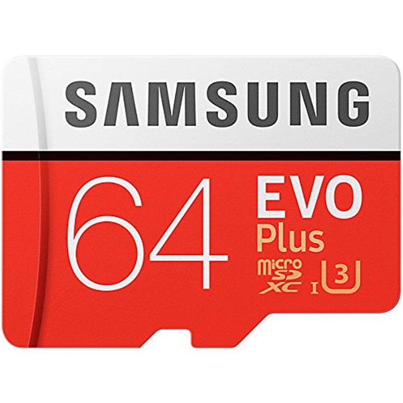 Samsung Evo Plus microSDXC mit 64GB Class 10 / U3 für 24,31€ [Mymemory]