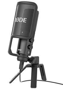 Rode NTUSB Studioqualität USB-Kondensatormikrofon Amazon 133,57€ Warehouse Deal