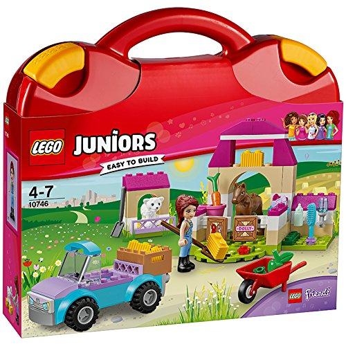 Lego Juniors Spielkoffer 10746 - Mias Pferdestall - exklusiv für Amazon Prime-Mitglieder für 10€