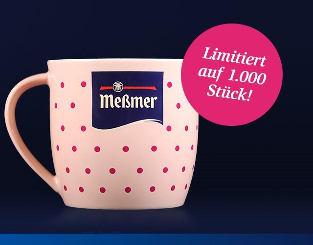 Kaufe 3 Meßmer Kuchentee´s und erhalte eine Tasse gratis (GNTM Edition)
