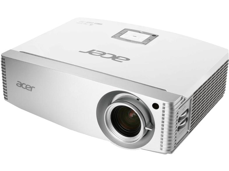 Acer H9505BD Kabelloser 3D Full HD DLP-Beamer mit 144Hz & Nvidia 3DTV Play für 699€ (Media Markt)