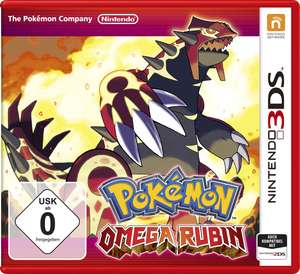 [Real Onlineshop] Pokemon Omega Rubin