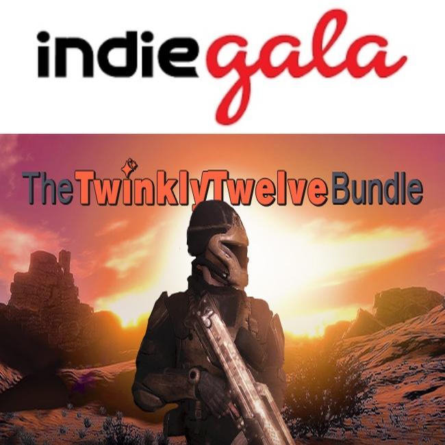[STEAM] The Twinkly Twelve Bundle @ Indie Gala