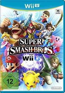 [Prime] Super Smash Bros. Wii U bei Amazon für 25,84€