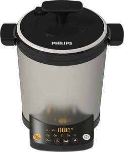 PHILIPS Avance Collection Multicooker HR2206/80 3D-Heizplatte Multikocher