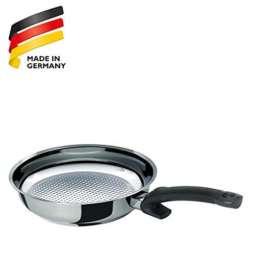 Fissler Crispy Pfannen 26 cm steelux Comfort für 44,99 Euro