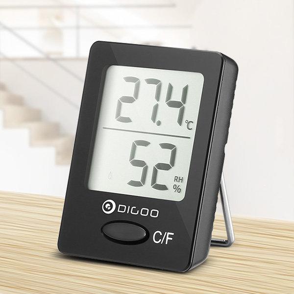 Indoor-Digital-Thermometer und Hygrometer Wetterstation Luftfeuchtigkeit und Temperaturmonitor