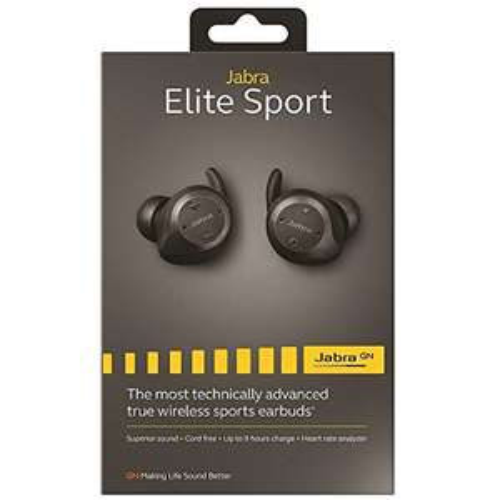 Jabra Elite Sport Bluetooth True Wireless Kopfhörer