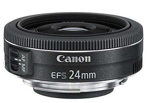 Amazon.de Canon EF-S 24mm f2.8 STM für 139,99 - 20 Euro Amazon Gutschein (+weitere)