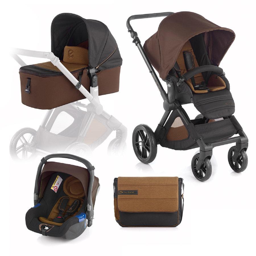 Jane Sportwagen Muum inklusive Babyschale + Tragewanne + Tasche für 328,99€ bei [babymarkt]