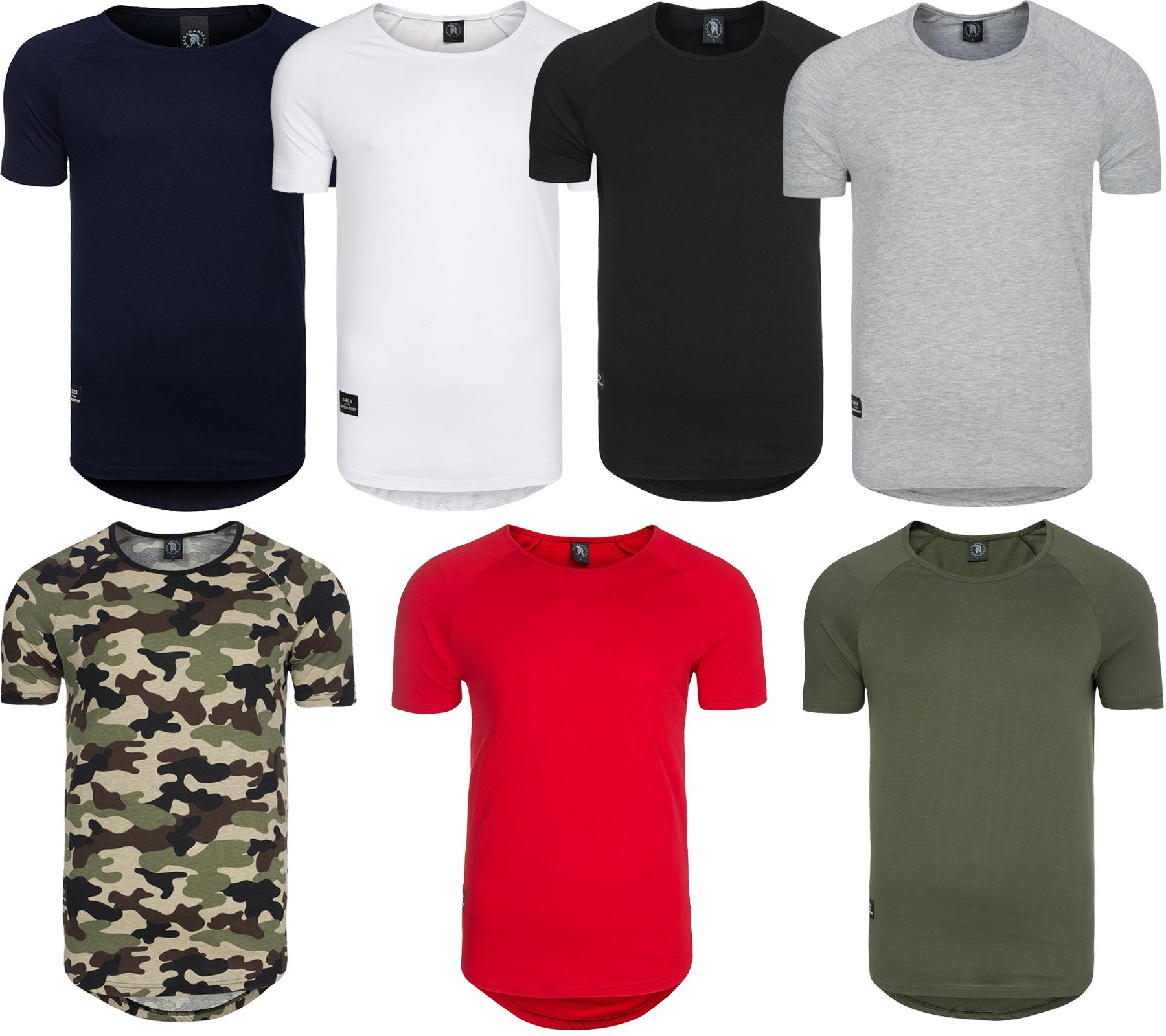 Spartans History Oval T-Shirts in 7 Farben und Größen S, M, L, XL und XXL für je 7,99€ bei Outlet46