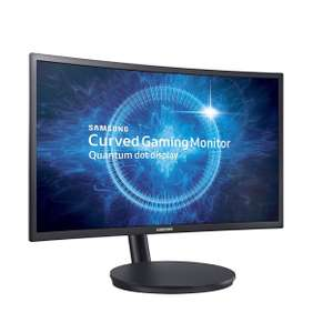 Samsung LC24FG70FQUXEN 59,8 cm (24 Zoll) Curved LED Monitor