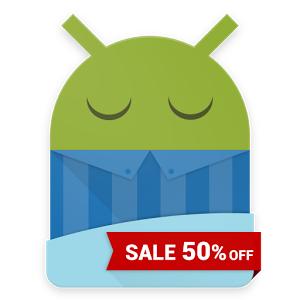 [Google Play] Sleep as Android Unlock für 1,99 € statt 3,99 € (50 %)
