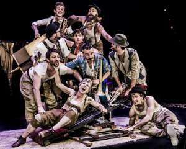 CHAMÄLEON Theater in Berlin Premium-Ticket für 22,10€ statt 52€! Beste Preiskategorie (P1) für eine Show Eurer Wahl!