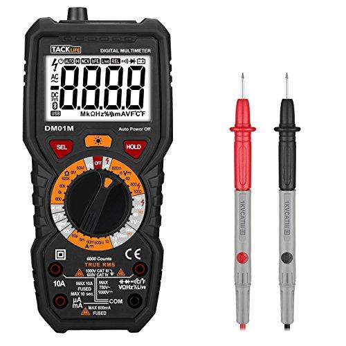 Digital Multimeter mit 6000 Counts um 16,99€ statt 28,99€
