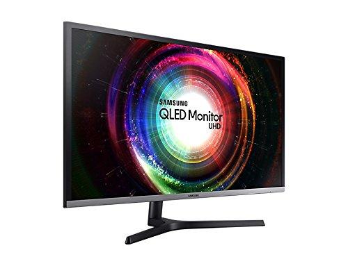 Samsung U32H850UMU, UHD LED-Monitor, schwarz/silber, 2x HDMI, DisplayPort, Mini-DP, USB 3.0 [Amazon.es]