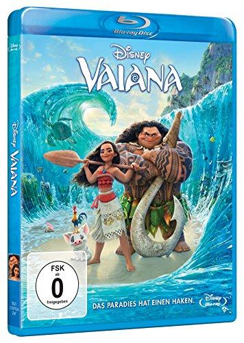 Vaiana [Blu-ray] bei Amazon für 13,47 [Prime]