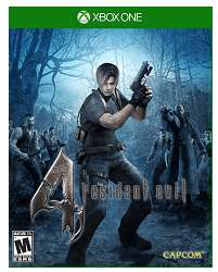 Resident Evil 4-6 (Xbox One/PS4) für je 8,54€
