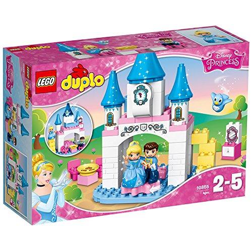 Lego Duplo 10855: Cinderellas Märchenschloss [Amazon prime]
