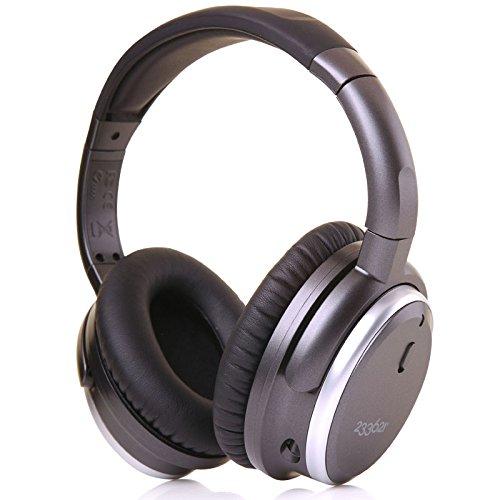 [Amazon] Active Noise Cancelling Kopfhörer in grau