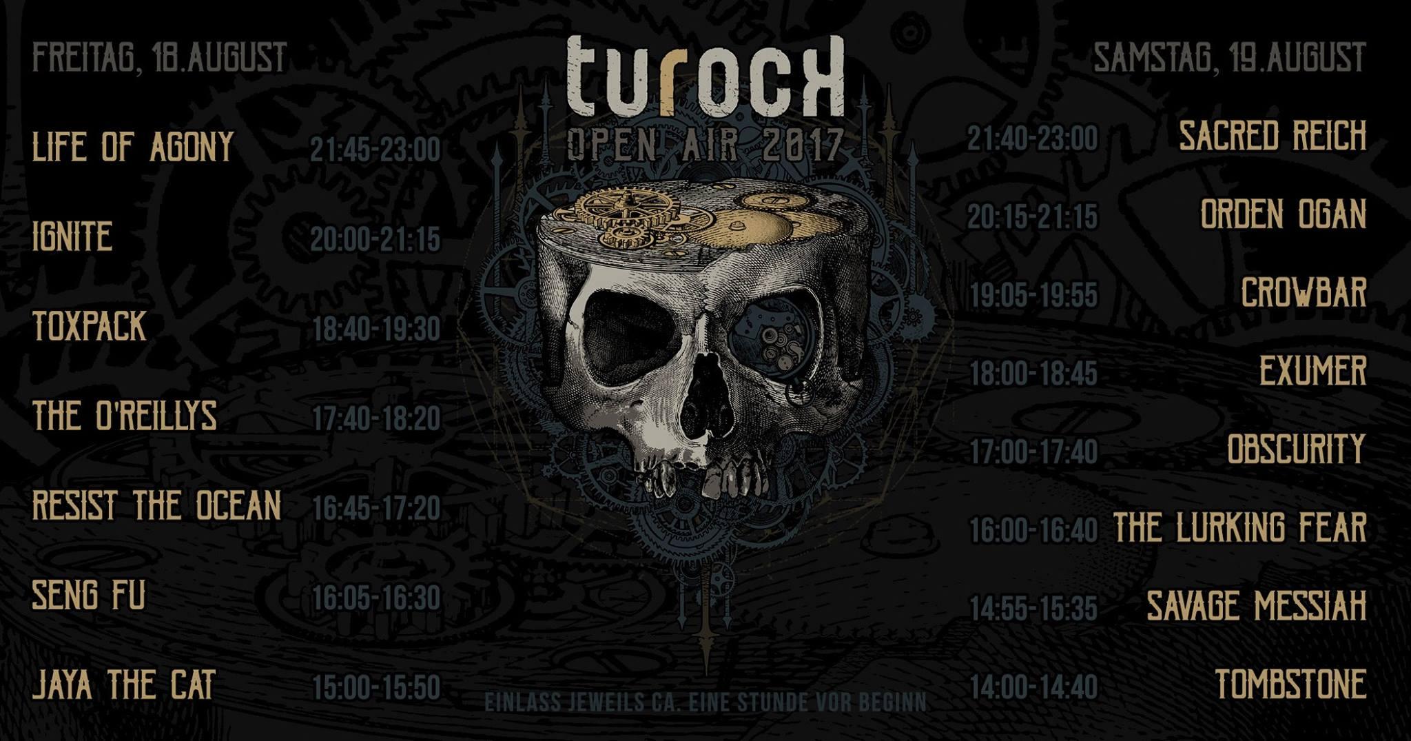 Essen : Turock Open Air - 18 & 19.8 - Eintritt frei