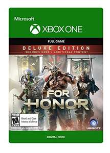 For Honor: Deluxe Edition (Xbox One) für 29,70€ (Amazon.com)