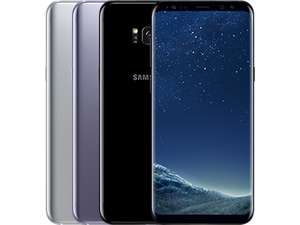 "Samsung Galaxy S8+ 6,2"" WQHD+ Amoled, 4GB/64GB, LTE, NFC, 12MP, 3500mAh [Amazon.de]"