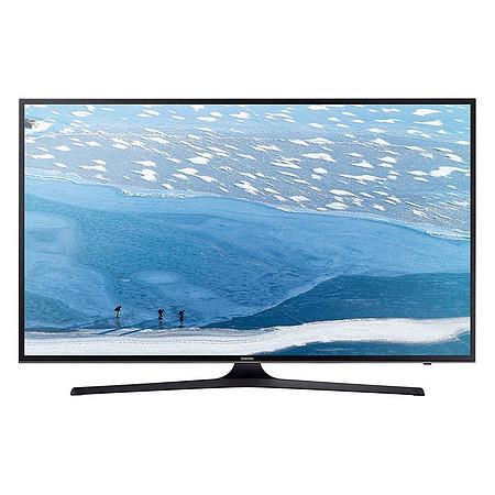 """Samsung Smart TV UE55KU6070UXZG 55"""" Edge-lit 50Hz 2016"""
