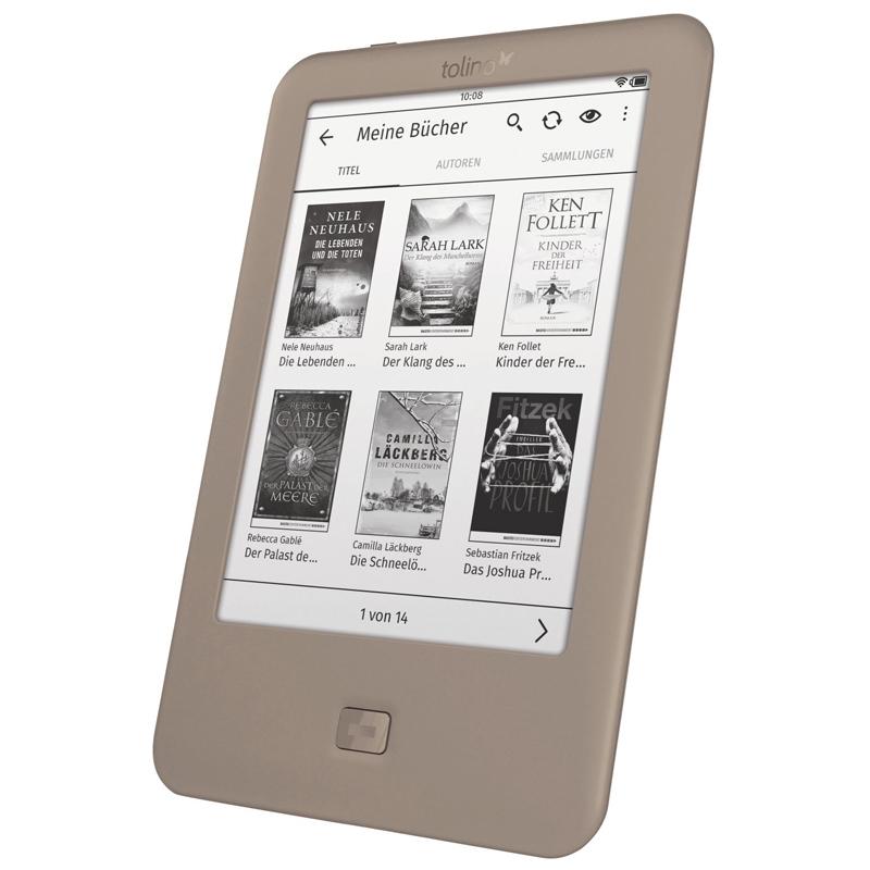 tolino page eBook-Reader für 42€ [Real]