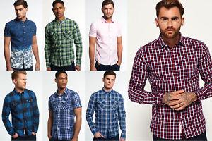 Superdry Herren Hemden - ebay WOW - viele Größen vorhanden