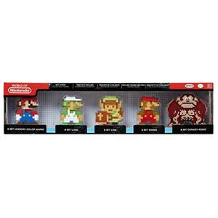 Jakks Pacific Nintendo Pack 5 Mini
