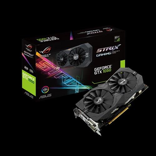 ASUS GeForce GTX 1050 ROG Strix OC 2GB inkl. Rocket League und Everspace nur 61€ (über 54% unter Idealo, mit Spielen sogar über 67%!) bei NBB!