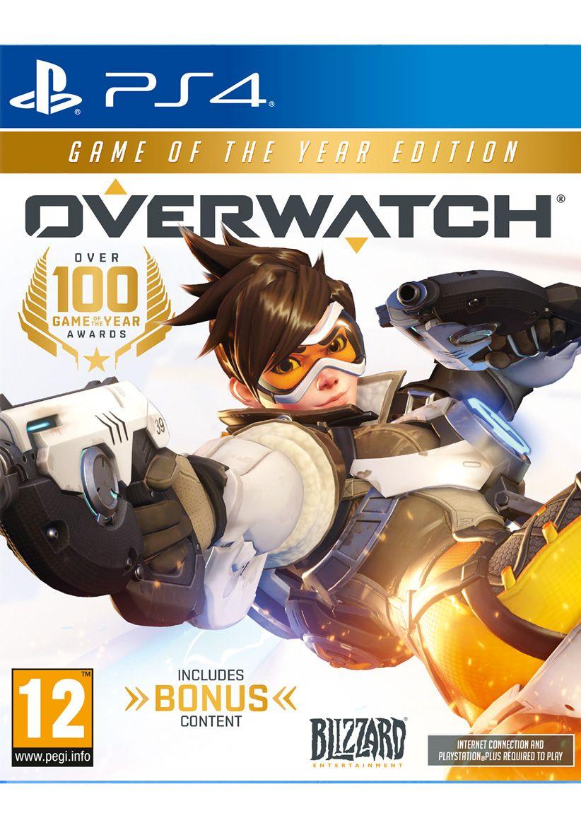 Overwatch - GOTY-Edition (PS4 / XBO) für 35,70€ [Simplygames]