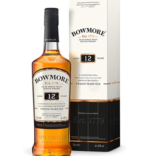 Whiskey Bowmore 12 Jahre [Amazon.de] noch viele weitere