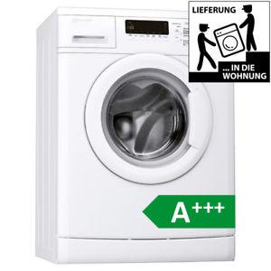 BAUKNECHT WAK 74 Waschmaschine Frontlader A+++, 7 kg, 1400 U/min für 279 Euro [Ebay]